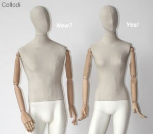MMANNEQUINS - NEW COLLODI