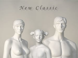MANNEQUINS - NEW-CLASSIC