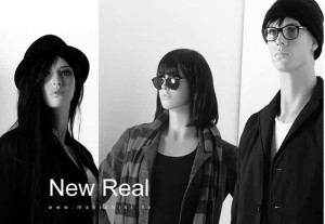 MANNEQUINS - NEW REAL