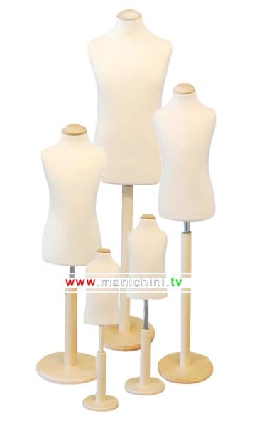 busti-bimbo-sartoriali-avorio-base-legno