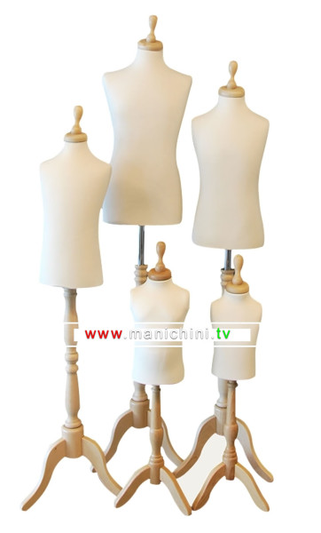 busti-bimbo-sartoriali-avorio-treppiede-legno