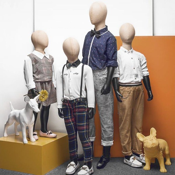 tailor mannequin child